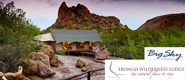 erongo, lodge, accommodation, game lodges, wedding, big sky lodges, namibia big 5, game lodge accommodation